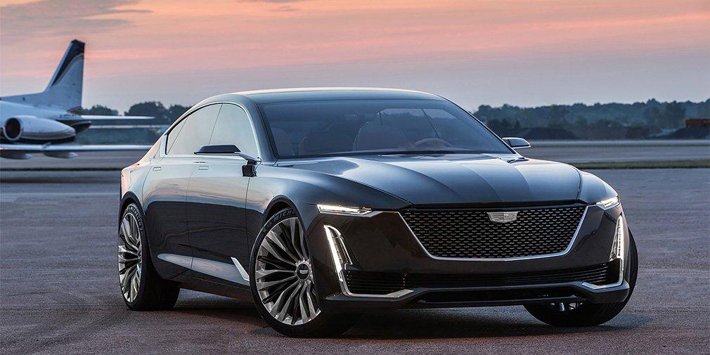 Все модели Cadillac будут оснащаться автопилотом 1