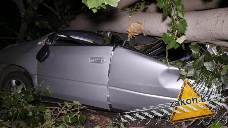 Водитель спасся от смерти благодаря «правому» рулю 2