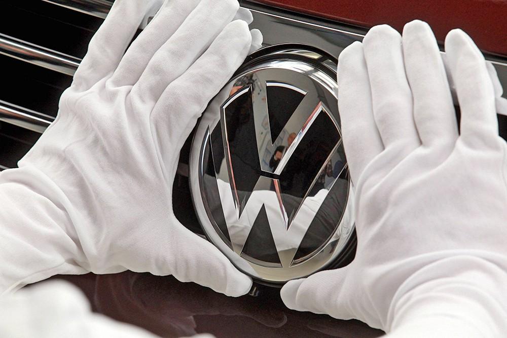 Volkswagen полностью остановил производство новых автомобилей 1