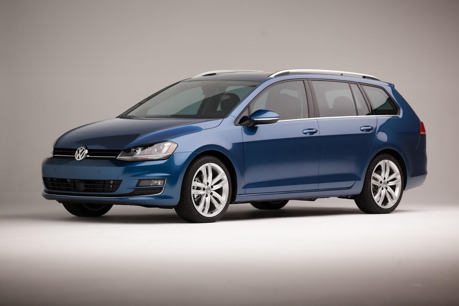 МВД аннулирует регистрацию всех Volkswagen Golf Sportwagen 1