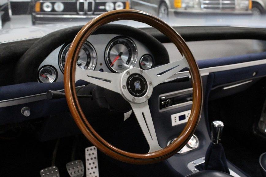 BMW 2800 CS значительно «омолодился» — в разделе «Звук и тюнинг» на сайте AvtoBlog.ua