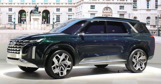 Hyundai показал концепцию дизайна будущих моделей 2