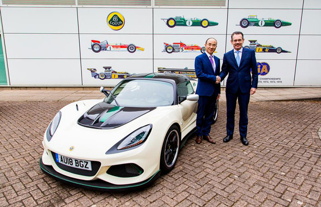 Назначен новый руководитель компании Lotus 1
