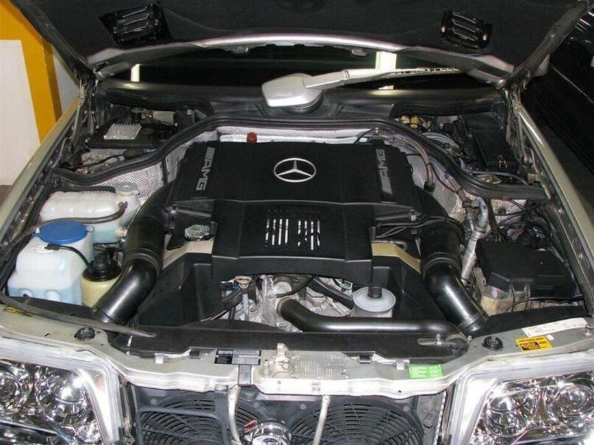 В Японии замечен редчайший Mercedes-Benz E62 AMG 3