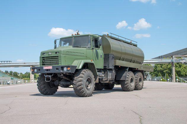 Вооруженные силы Украины получили новые автомобили 1
