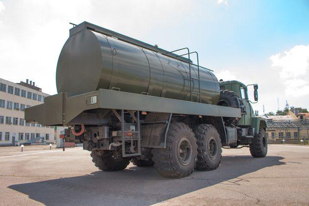 Вооруженные силы Украины получили новые автомобили 2