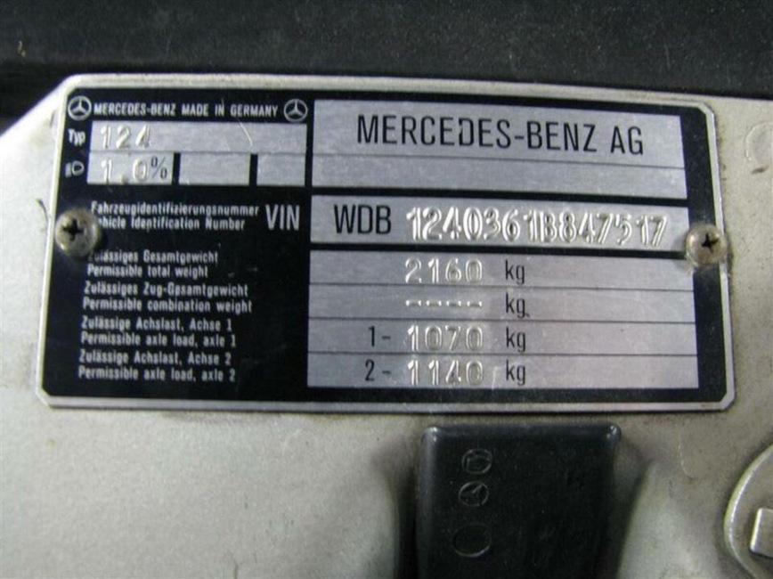 В Японии замечен редчайший Mercedes-Benz E62 AMG 4