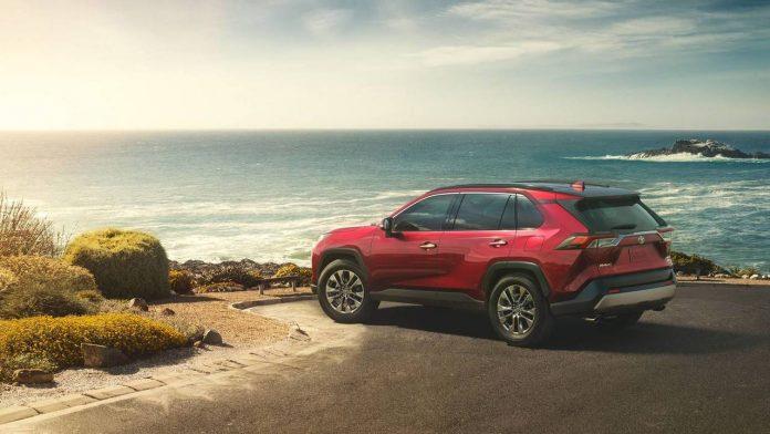 Toyota прекращает европейские продажи RAV4 1