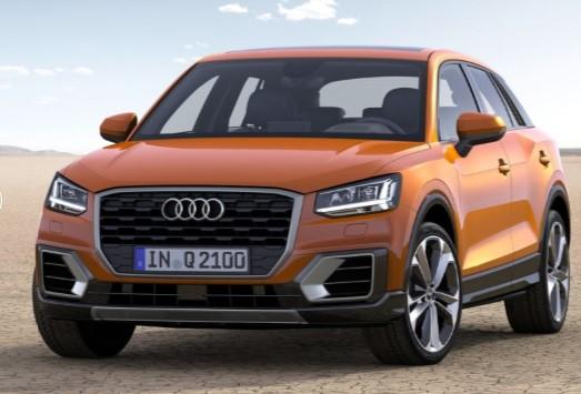 Audi расширит линейку кроссоверов 1