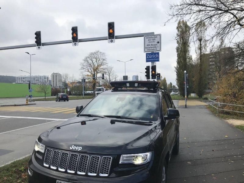 Полицейские автомобили «научились» распознавать лица 1