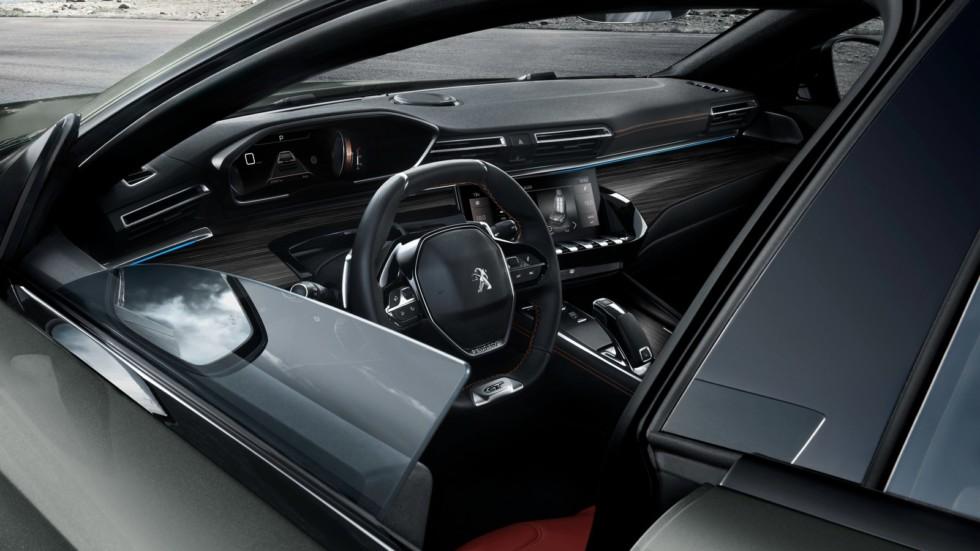 Peugeot 508 «превратился» в универсал 3