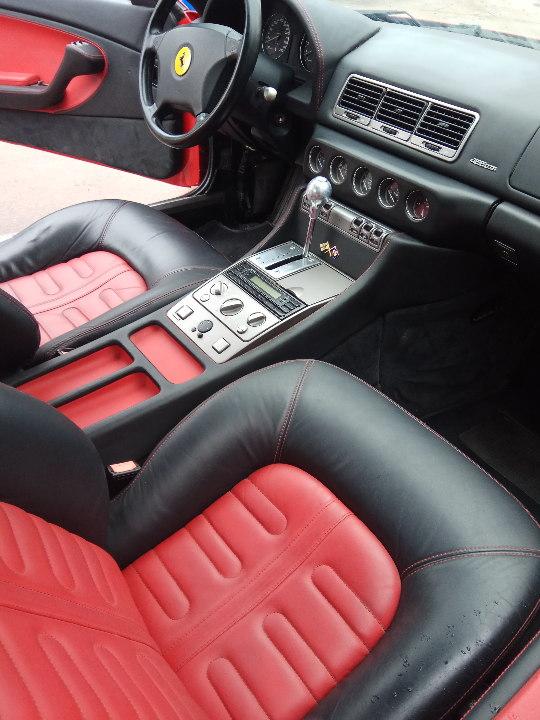Конфискованный за долги Ferrari выставили на аукцион 3