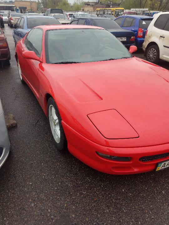 Конфискованный за долги Ferrari выставили на аукцион 1