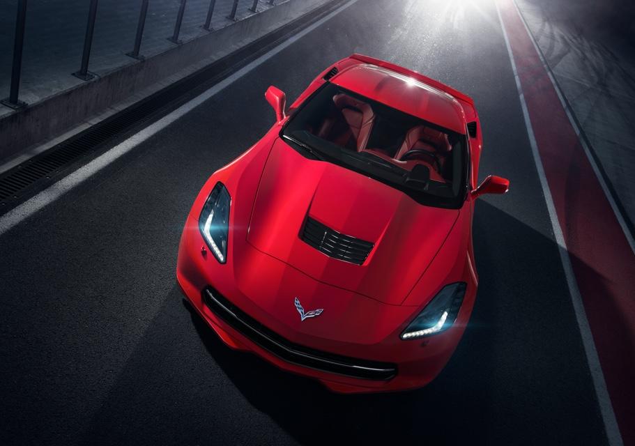 Новый Chevrolet Corvette получит 1000-сильную силовую установку 1
