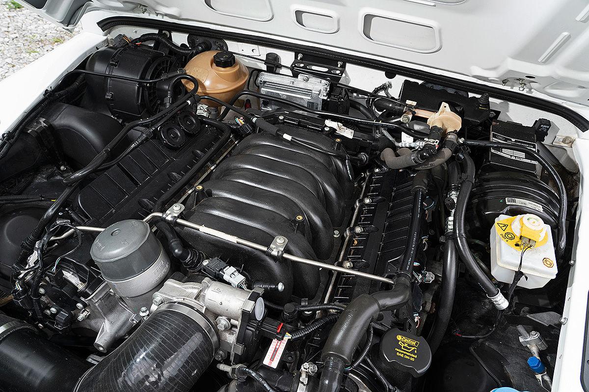 Defender возвращается с двигателем V8! 2