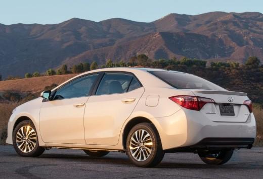 Toyota переведёт «Короллу» на новую платформу 1