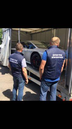 Как «бюджетные» Lamborghini попадают в Украину 2