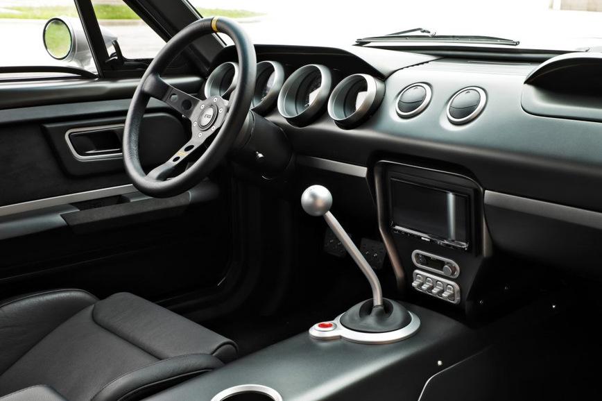 Из Ford Mustang 1965 года сделали современное купе Vapor 3