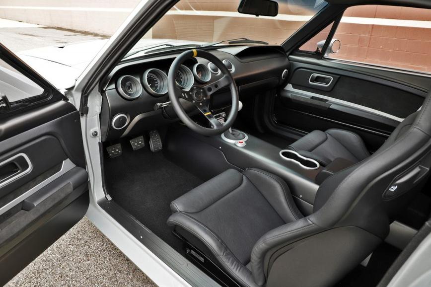 Из Ford Mustang 1965 года сделали современное купе Vapor 4
