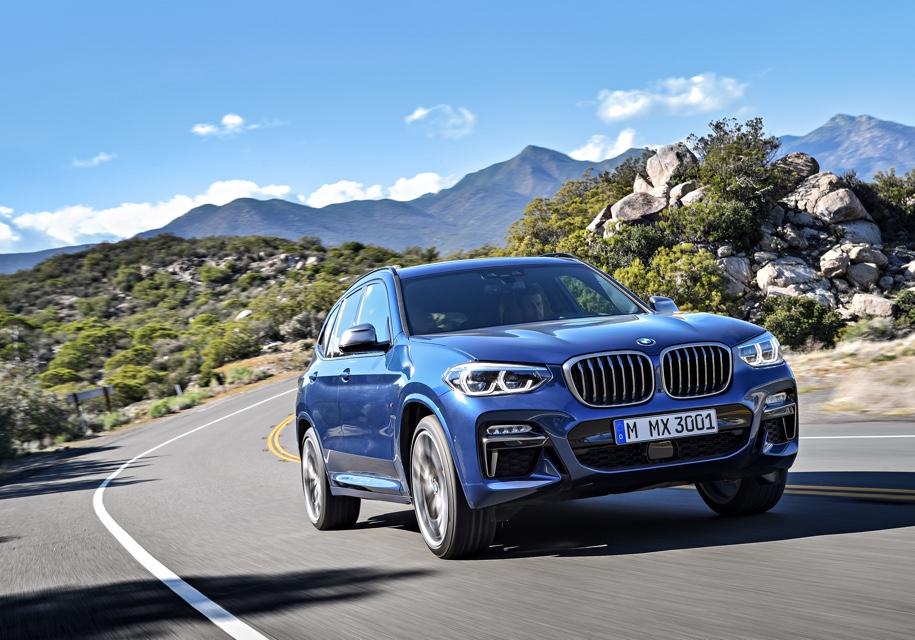 BMW X3 и X4 получат новые моторы 1
