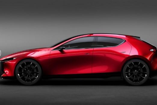 Когда дебютирует новая Mazda3 1