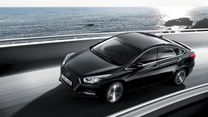 Hyundai обновил семейство i40 1