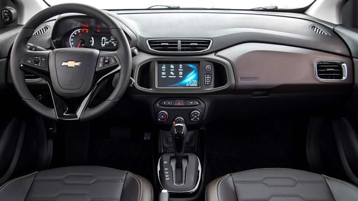 Chevrolet обновил свои бюджетные модели 4