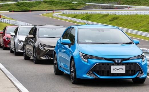 Стартовали продажи хэтчбека Toyota Corolla нового поколения 1