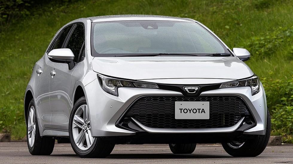 Стартовали продажи хэтчбека Toyota Corolla нового поколения 3