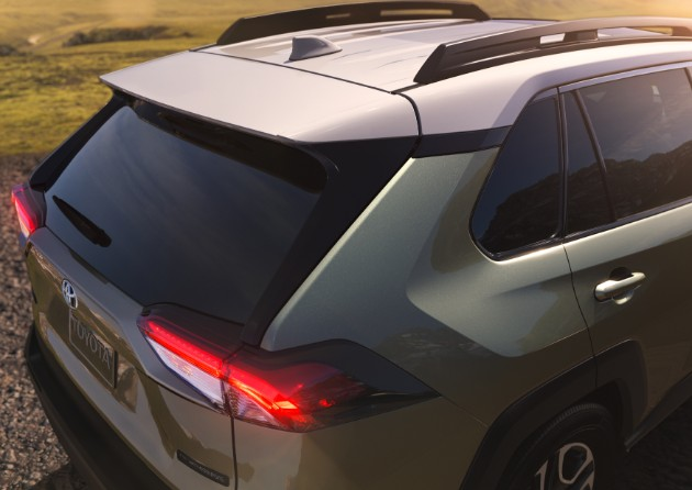 Toyota отправит дизельный RAV4 «на пенсию» 2