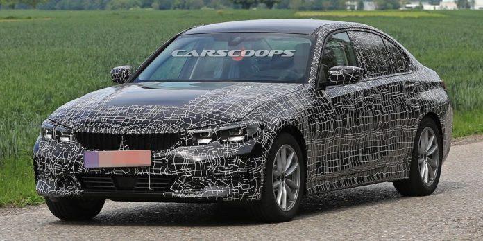 Что известно о новой BMW 3-Series 2