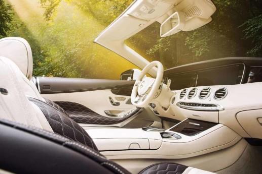Ателье Vilner поработало над Mercedes-AMG S 63 3