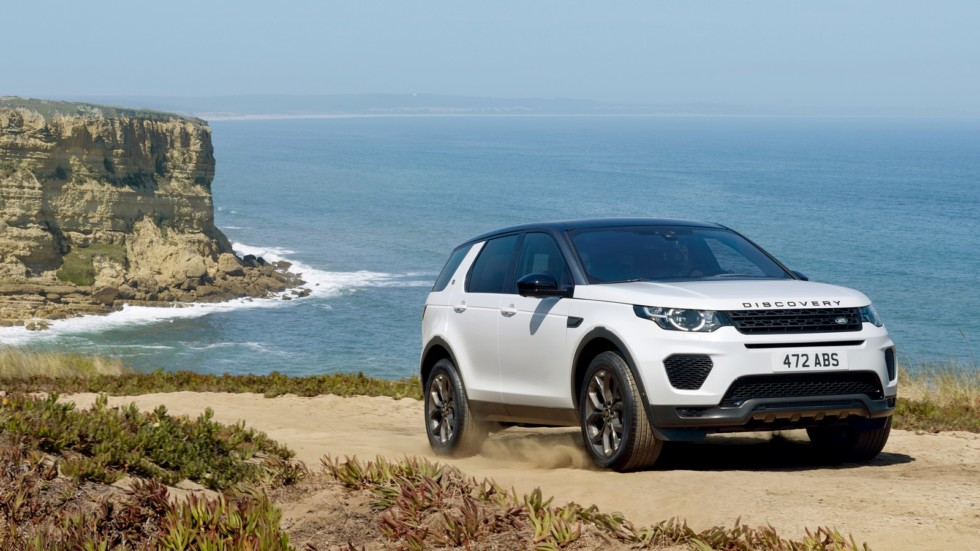 Land Rover Discovery Sport получил версию «за успех» 1