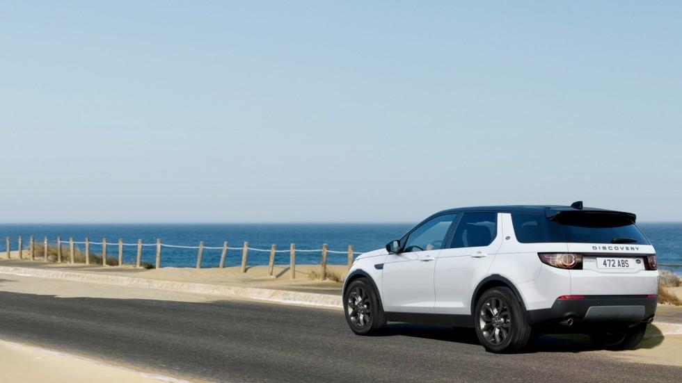 Land Rover Discovery Sport получил версию «за успех» 2
