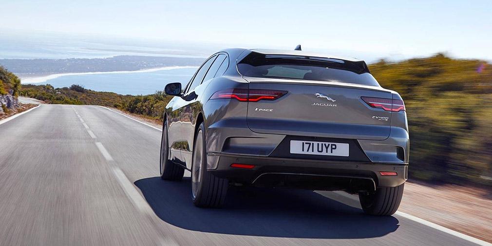 Jaguar планирует построить сверхмощный I-Pace 1
