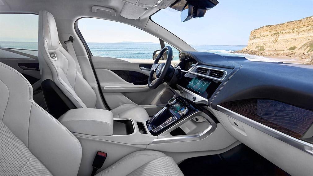 Jaguar планирует построить сверхмощный I-Pace 2