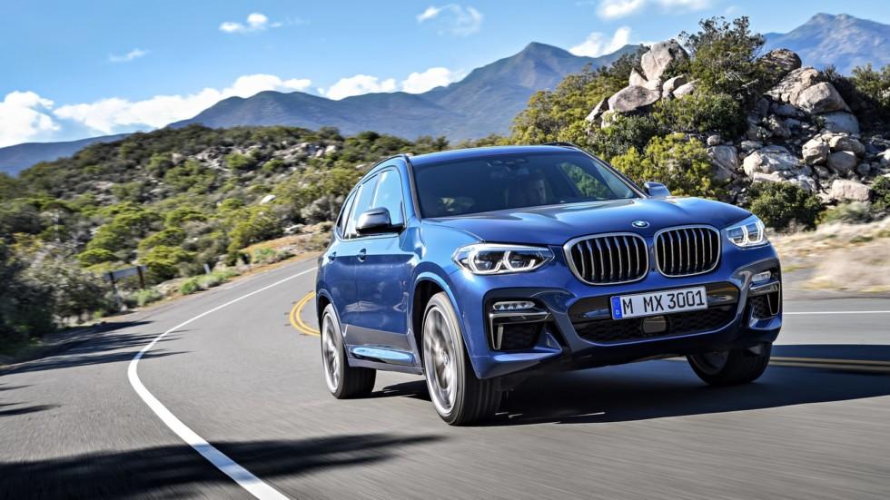 BMW «освежила» линейку 2018 модельного года 1