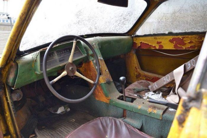 Каким был концепт спорткара на базе «Запорожца» 2