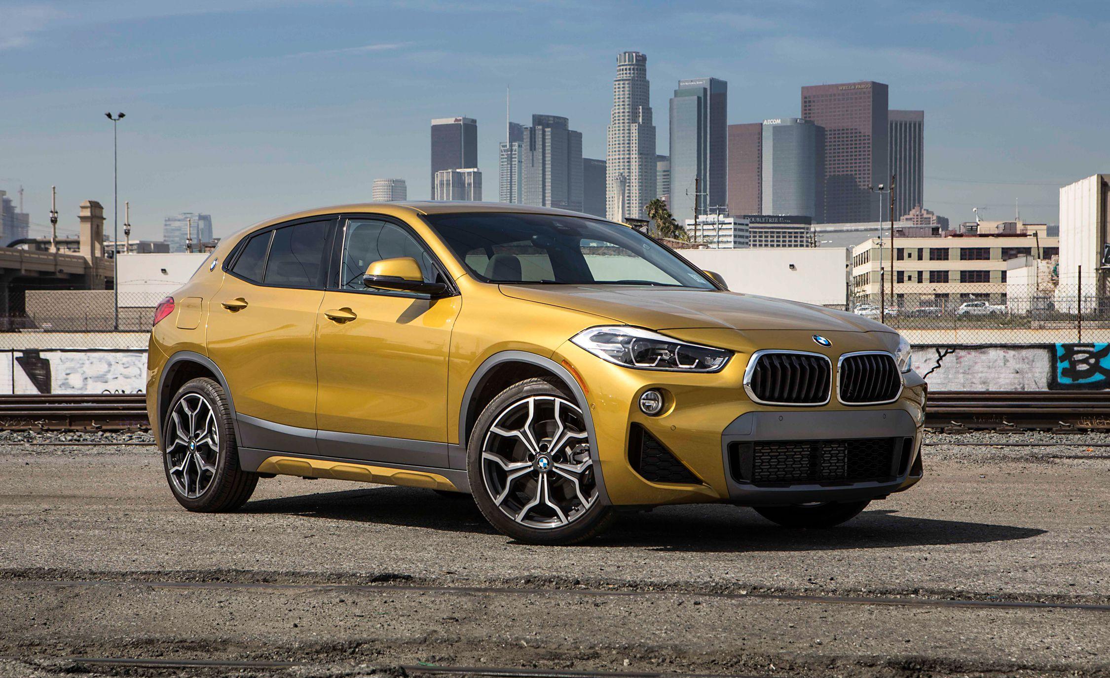 BMW раздумывает над выпуском своего Evoque 1