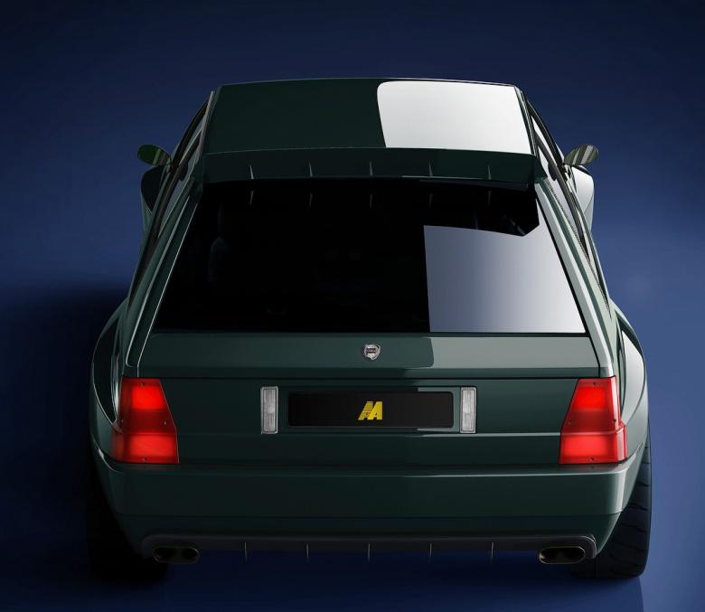 Легендарная Lancia возродится в знакомом облике 3