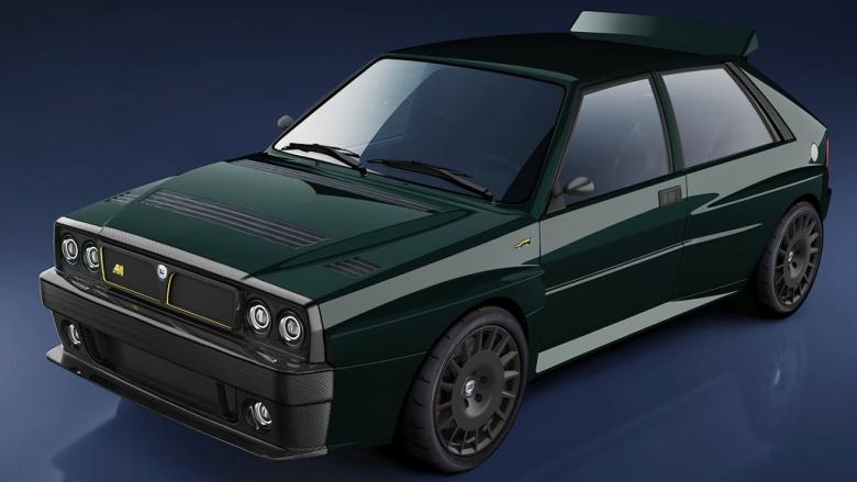 Легендарная Lancia возродится в знакомом облике 2
