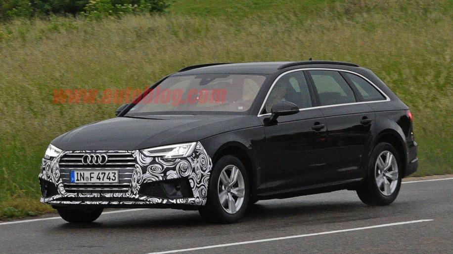 Новый Audi A4 рассекречен раньше времени 1