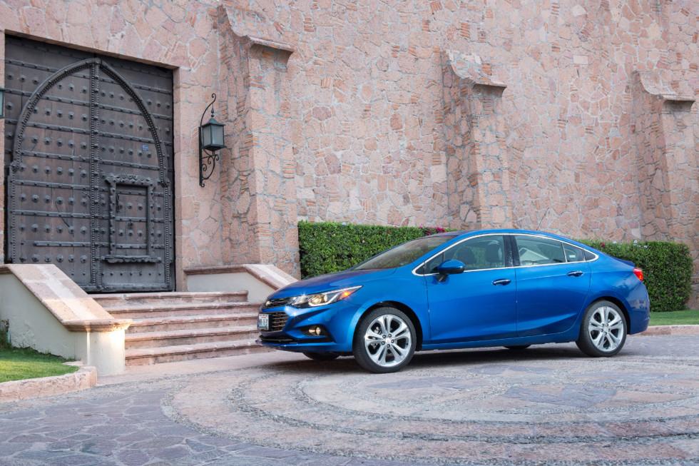 Chevrolet отзывает 112 тысяч «свежих» автомобилей 1