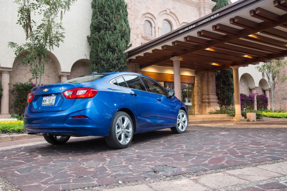 Chevrolet отзывает 112 тысяч «свежих» автомобилей 2