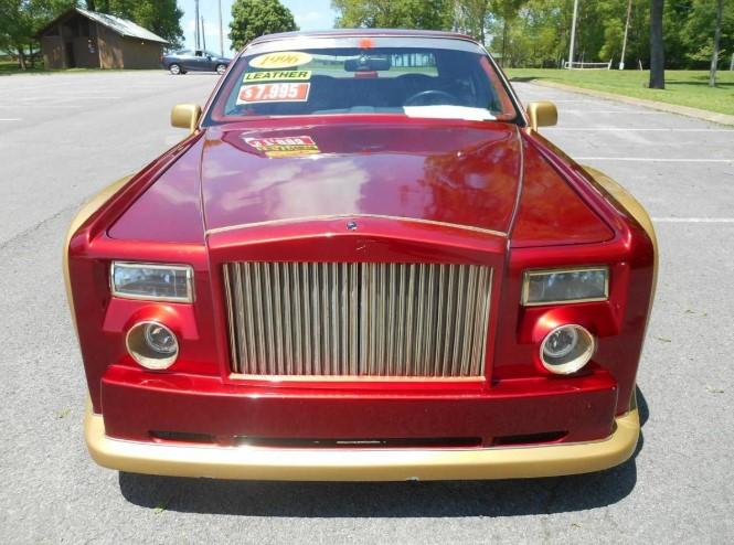 Rolls-Royce Железного человека продают по цене Ланоса 1