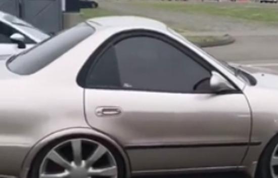 Toyota Corolla превратилась в нечто несуразное 1