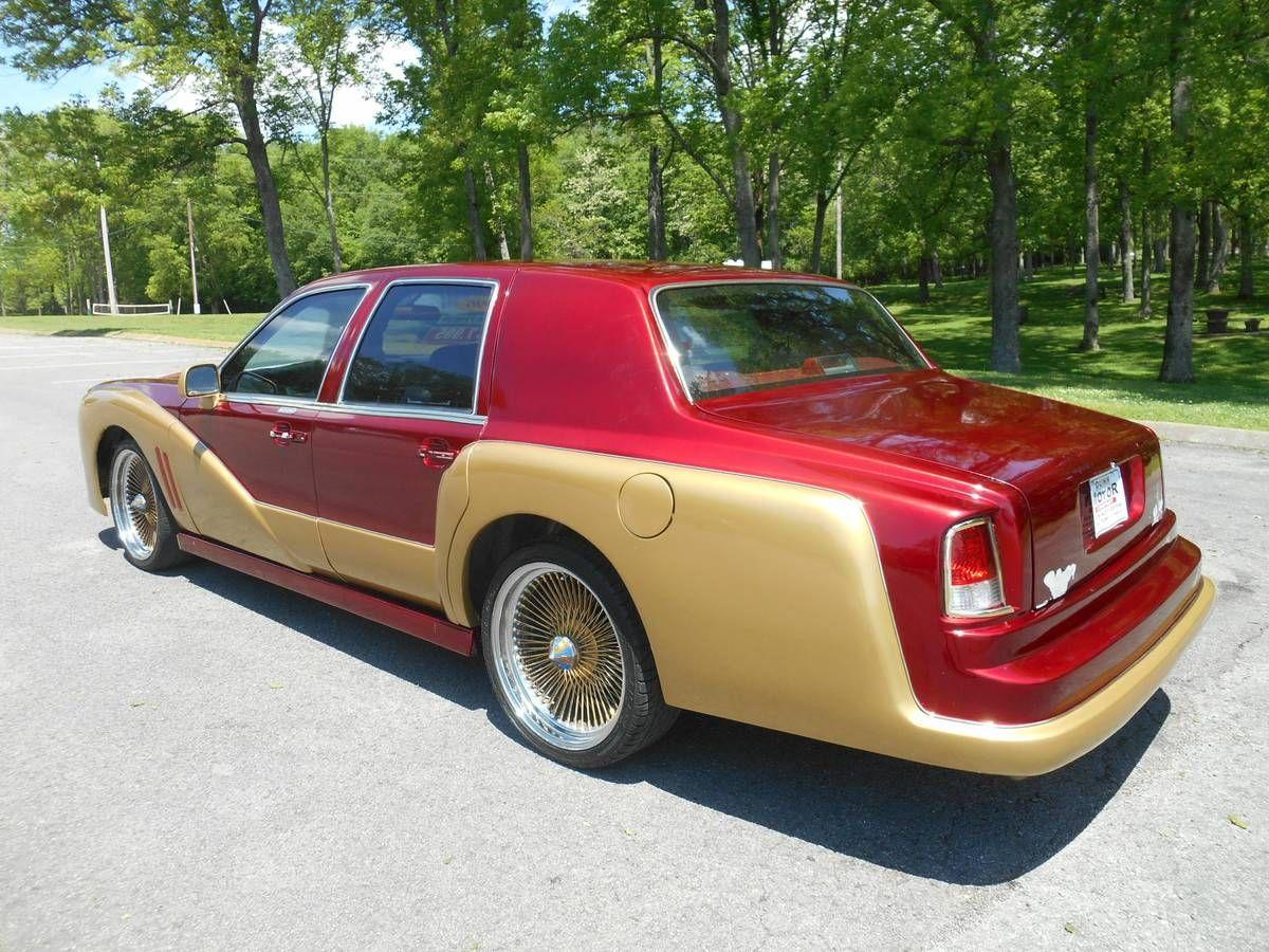 Rolls-Royce Железного человека продают по цене Ланоса 2