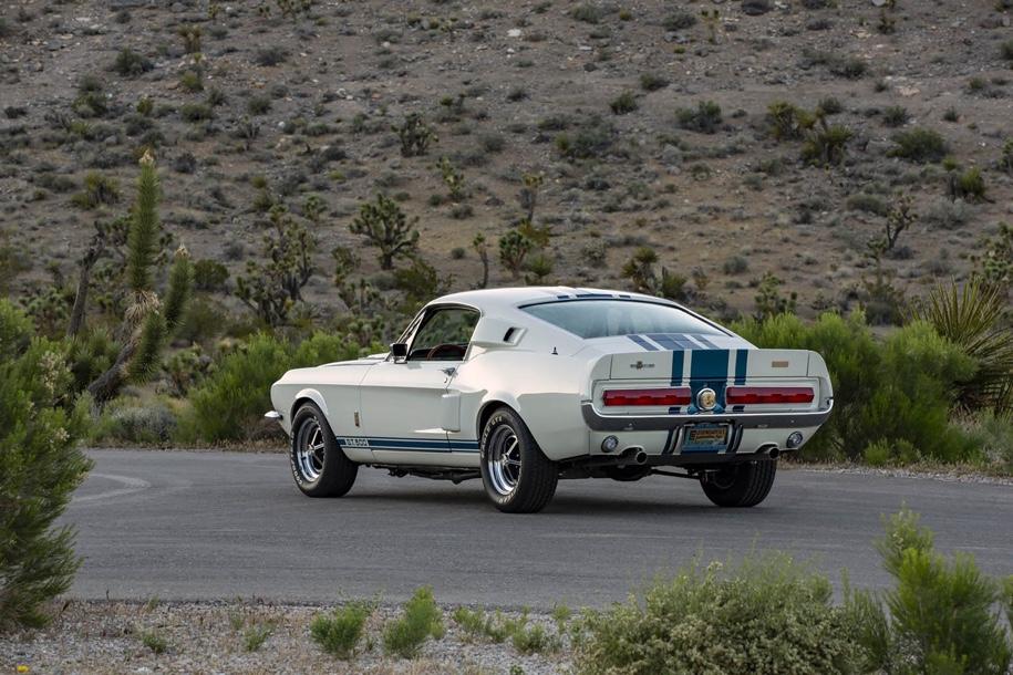 Shelby возобновит производство «заряженных» Mustang 50-летней давности 1