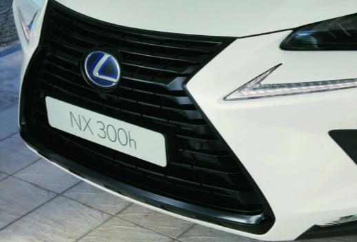 Lexus NX «оспортивился» 3