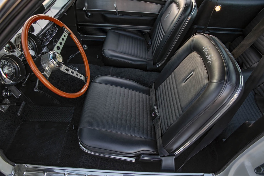 Shelby возобновит производство «заряженных» Mustang 50-летней давности 2